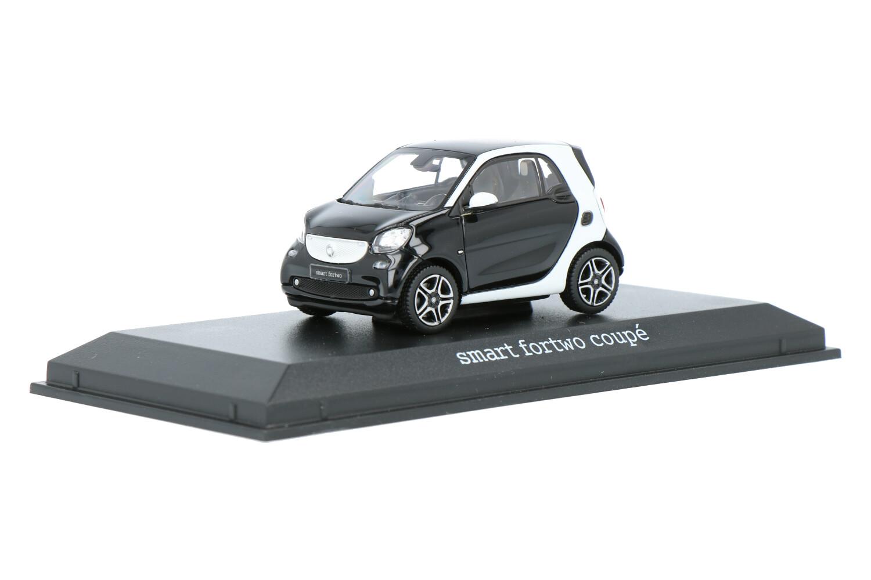 Smart Fortwo Coupé - Modelauto schaal 1:43