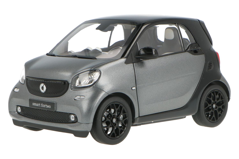 Smart Fortwo Coupé - Modelauto schaal 1:18