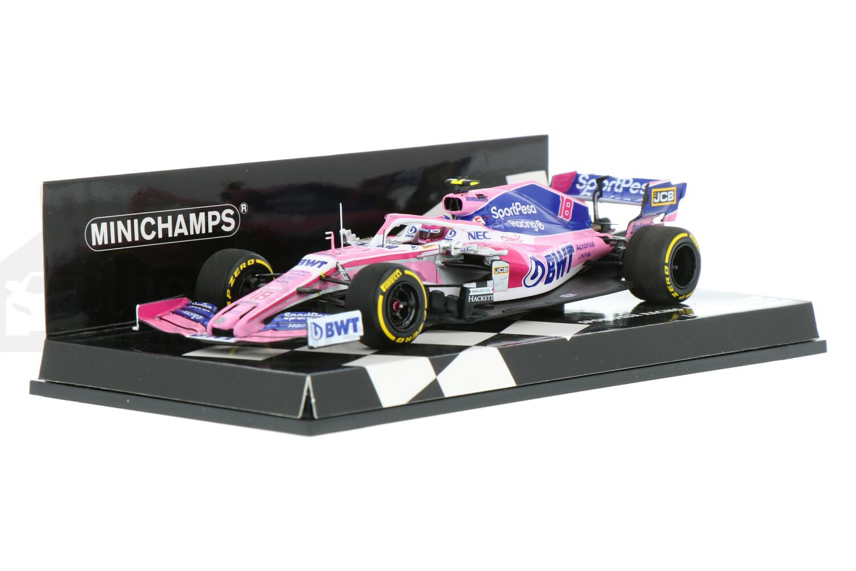 Racing Point F1 Mercedes RP19 - Modelauto schaal 1:43