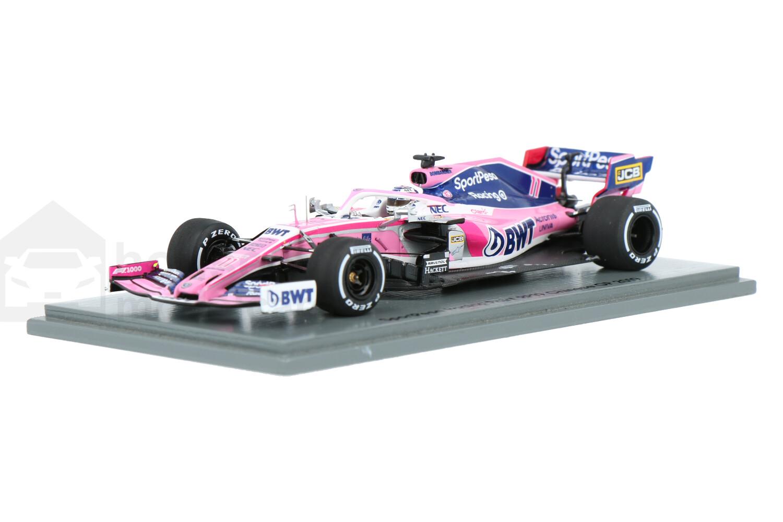 SportPesa Racing Point RP19 - Modelauto schaal 1:43