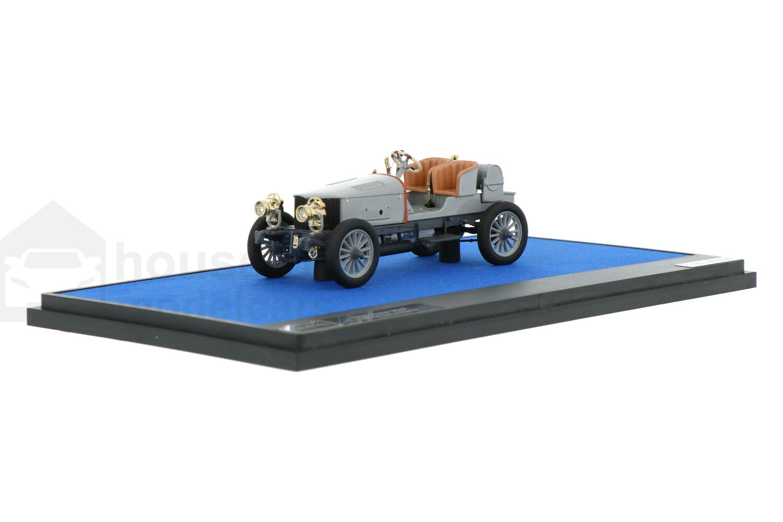 Spyker 60-hp 4wd  - Modelauto schaal 1:43