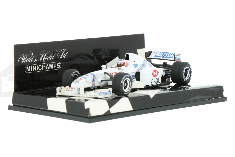 Stewart F1 SF1 Ford - Modelauto schaal 1:43