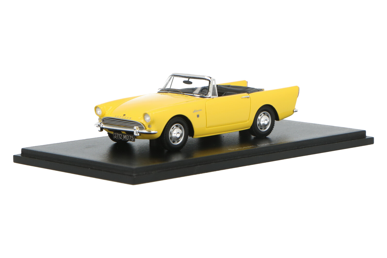 Sunbeam Alpine - Modelauto schaal 1:43