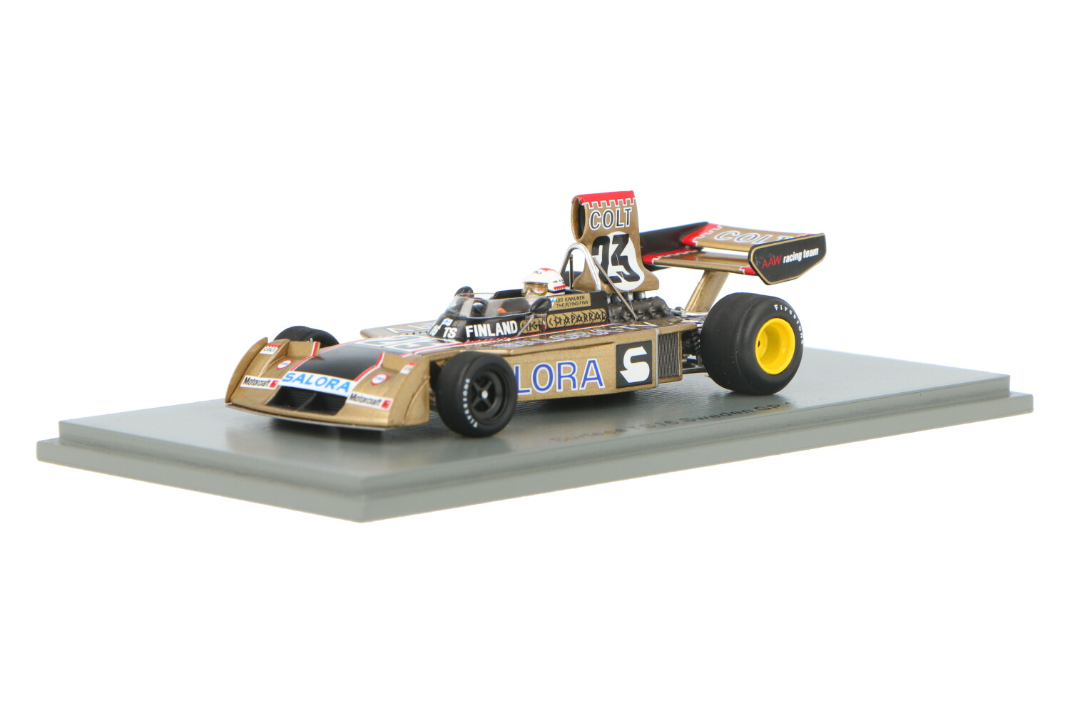 Surtees TS16 Ford Cosworth - Modelauto schaal 1:43