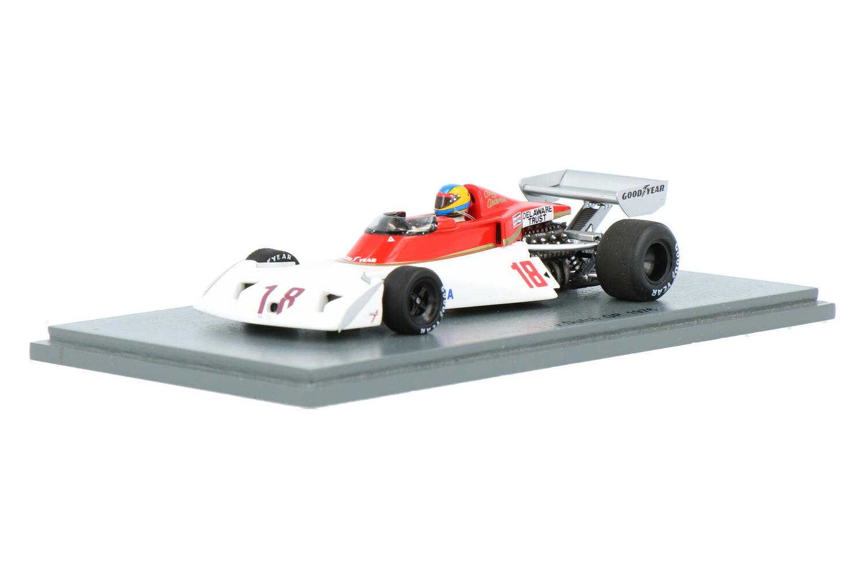 Surtees TS19 - Modelauto schaal 1:43