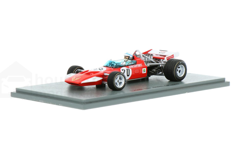Surtees TS7 - Modelauto schaal 1:43