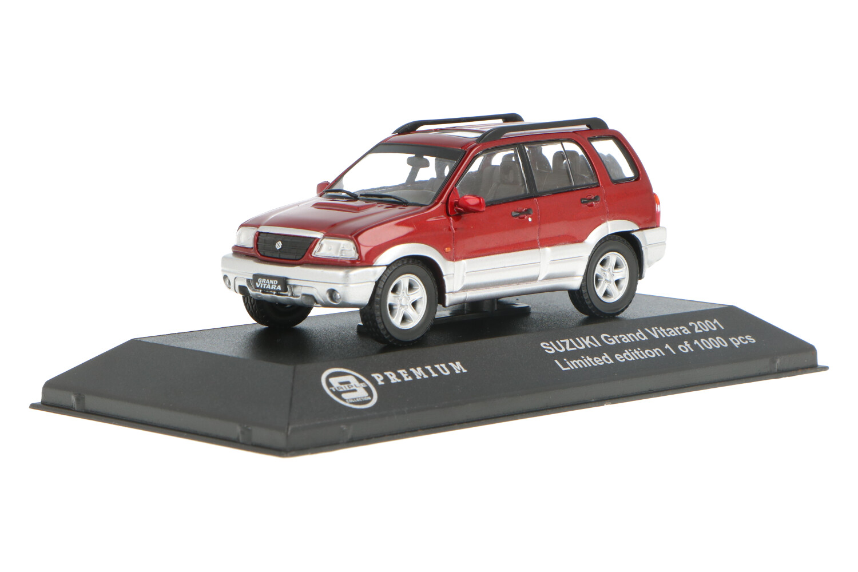 Suzuki Grand Vitara - Modelauto schaal 1:43
