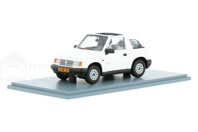 Suzuki Vitara 1.6 JLX Cabriolet - Modelauto schaal 1:43