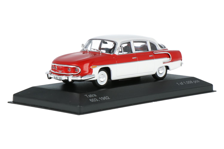 Tatra 603 - Modelauto schaal 1:43
