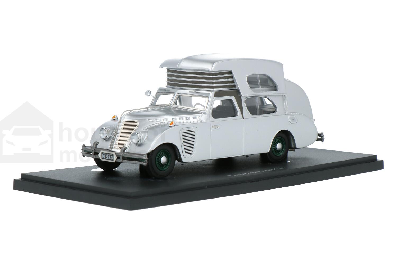 Thompson House Car - Modelauto schaal 1:43