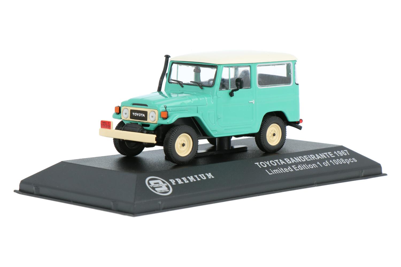 Toyota Bandeirante - Modelauto schaal 1:43