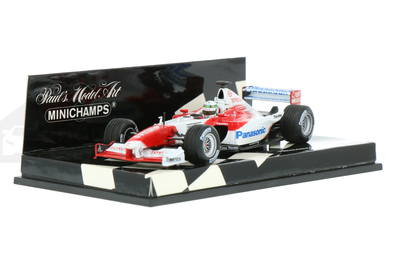 Toyota F1 TF102 - Modelauto schaal 1:43