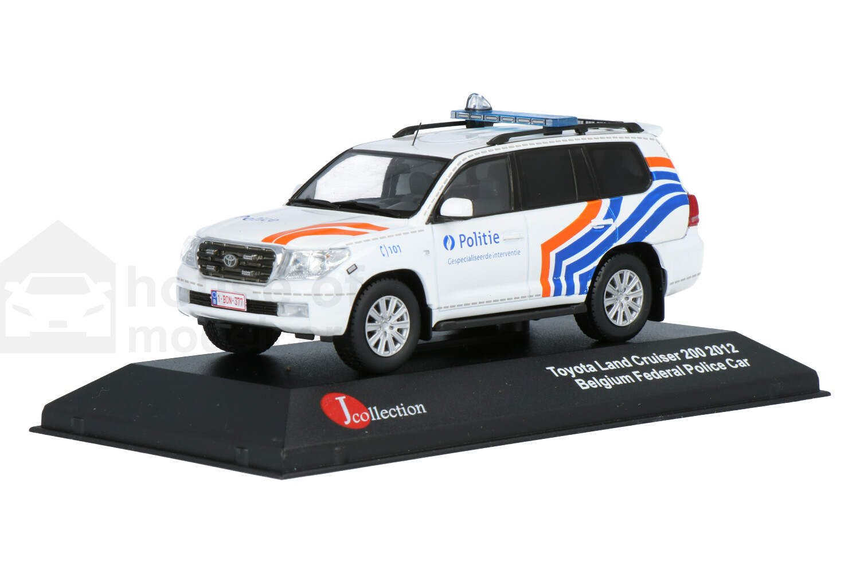 Toyota Land Cruiser 200 - Modelauto schaal 1:43