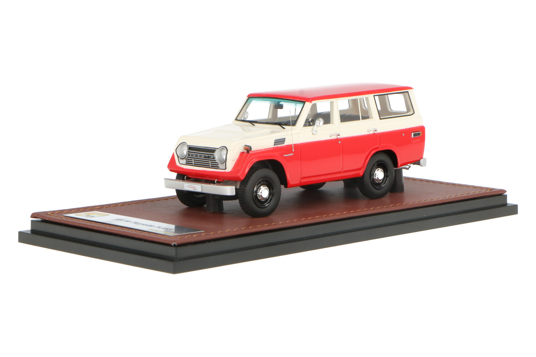 Toyota Land Cruiser FJ55 - Modelauto schaal 1:43