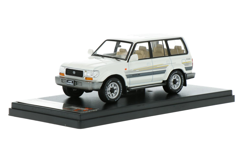 Toyota Land Cruiser LC80 - Modelauto schaal 1:43