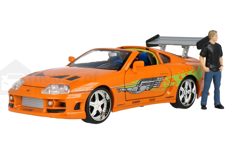 Toyota Supra - Modelauto schaal 1:24