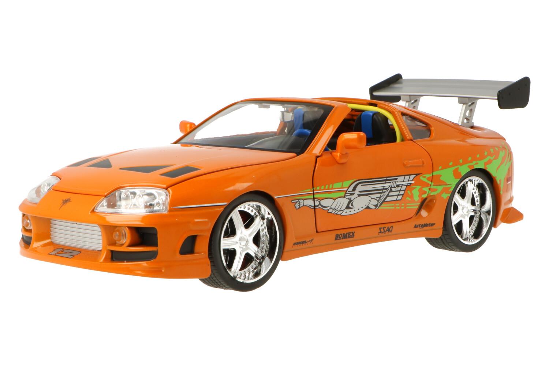 Toyota Supra - Modelauto schaal 1:18