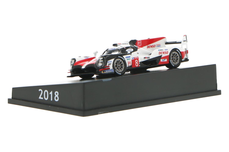 Toyota TS050 - Modelauto schaal 1:87