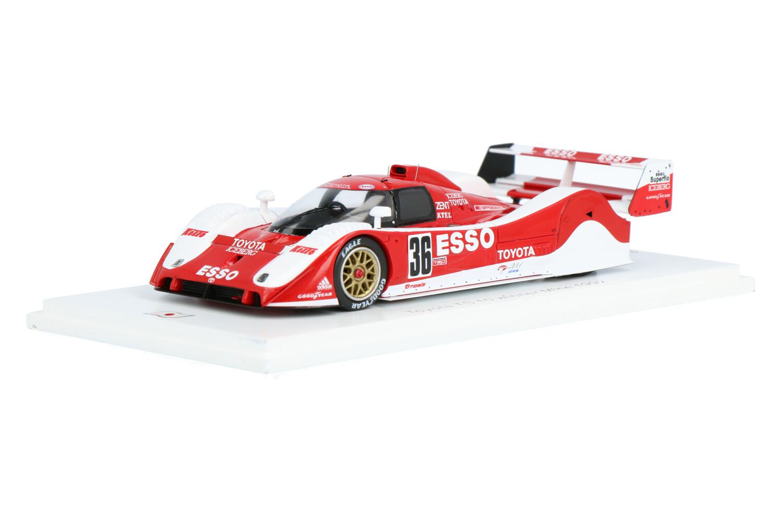 Toyota TS010 - Modelauto schaal 1:43