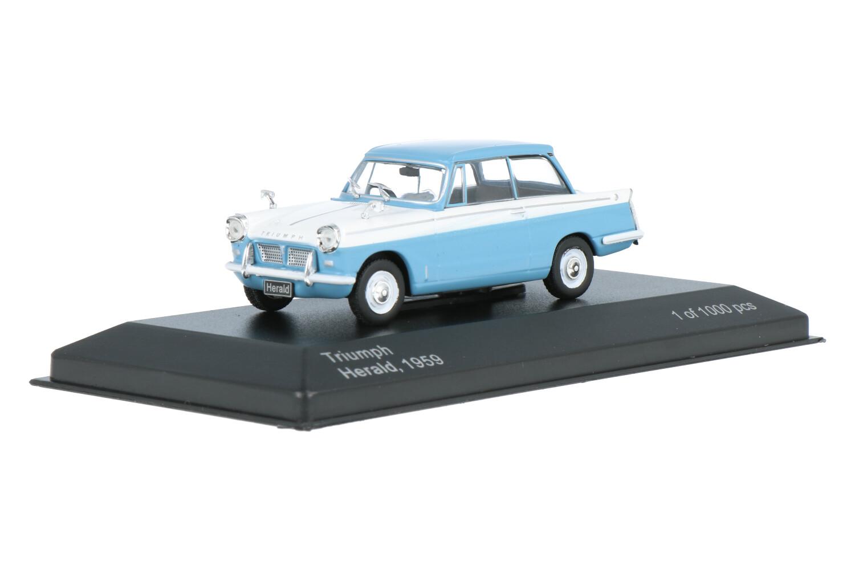 Triumph Herald - Modelauto schaal 1:43