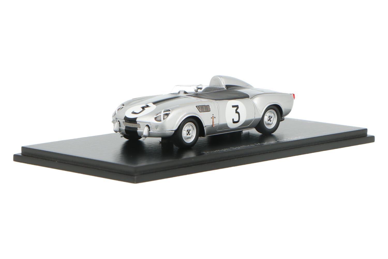 Triumph Spitfire - Modelauto schaal 1:43