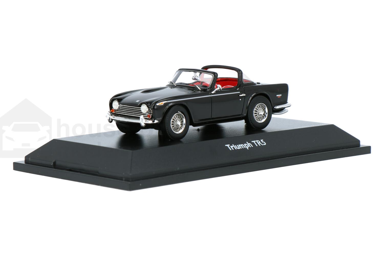 Triumph TR5 - Modelauto schaal 1:43