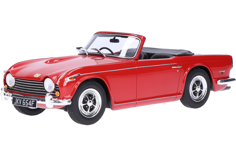 Triumph Tr5 p.i. - Modelauto schaal 1:18