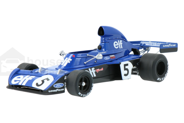Tyrrell 006 Ford - Modelauto schaal 1:18