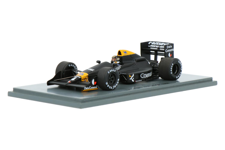 Tyrrell 017 - Modelauto schaal 1:43