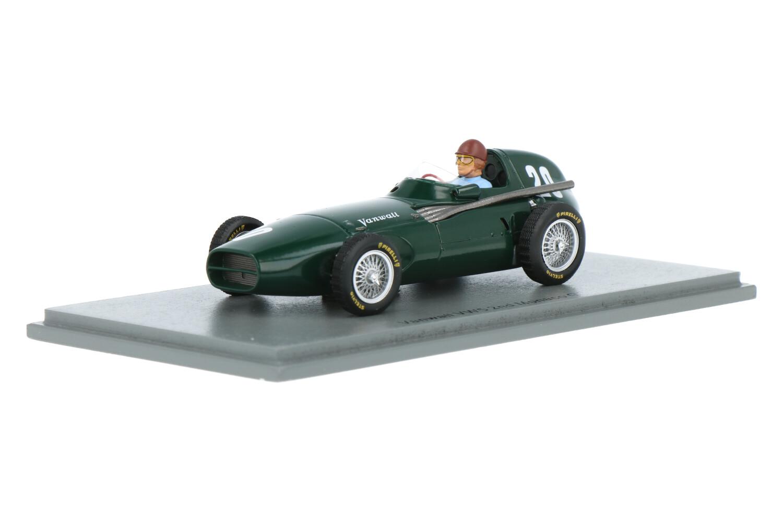 Vanwall VW5  - Modelauto schaal 1:43