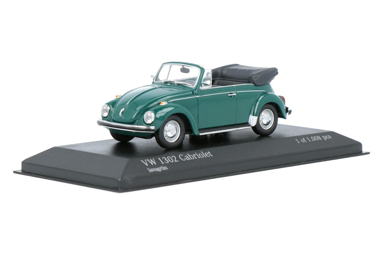 Volkswagen Kever 1302 Cabriolet - Modelauto schaal 1:43