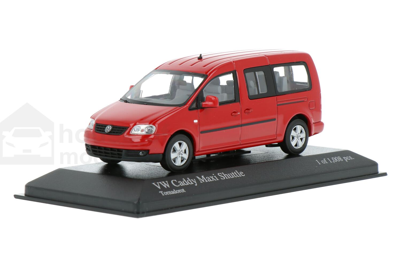 Volkswagen Caddy Maxi Shuffle - Modelauto schaal 1:43