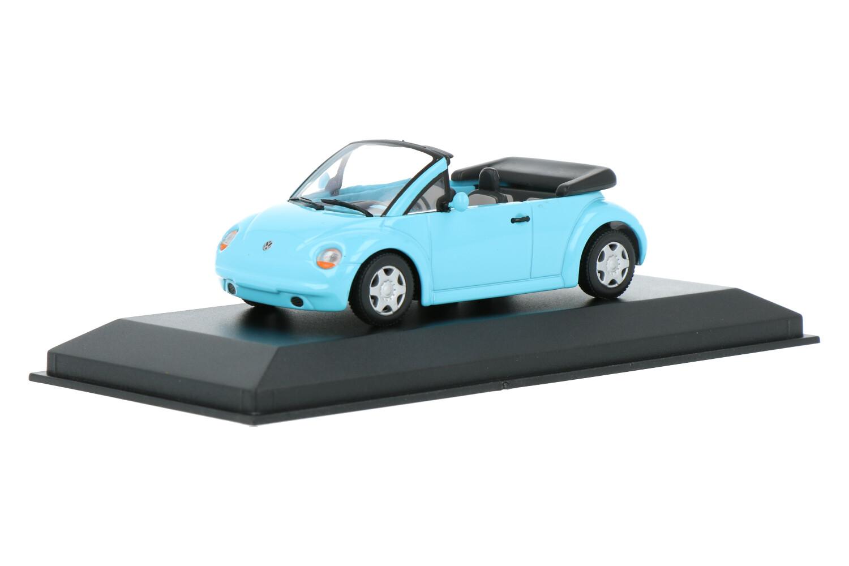Volkswagen Beetle Cabriolet - Modelauto schaal 1:43
