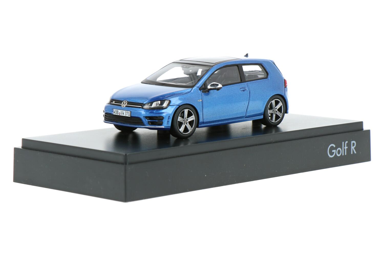 Volkswagen Golf 7 R - Modelauto schaal 1:43