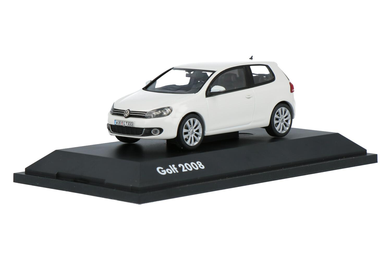 Volkswagen Golf 6 - Modelauto schaal 1:43