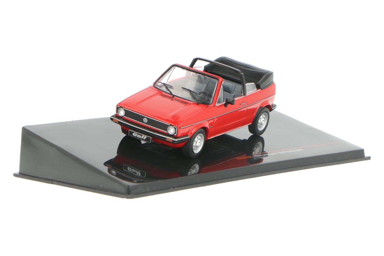 Volkswagen Golf I Cabriolet - Modelauto schaal 1:43