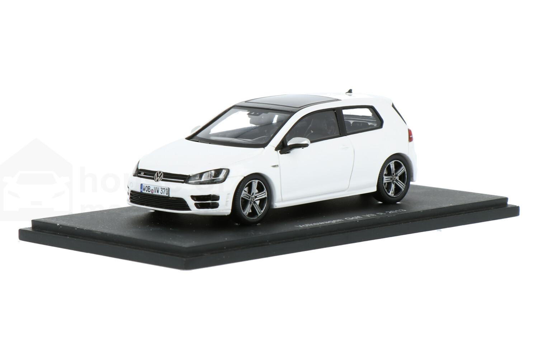 Volkswagen Golf VII R - Modelauto schaal 1:43