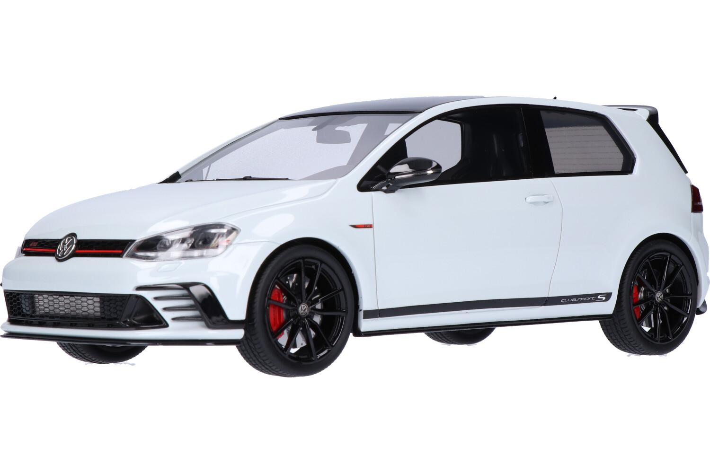 Volkswagen Golf GTi Clubsport S - Modelauto schaal 1:18