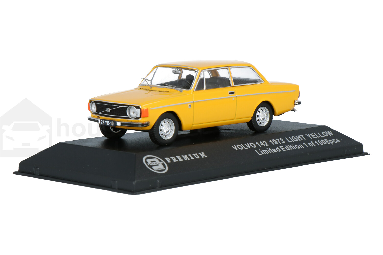 Volvo 142 - Modelauto schaal 1:43