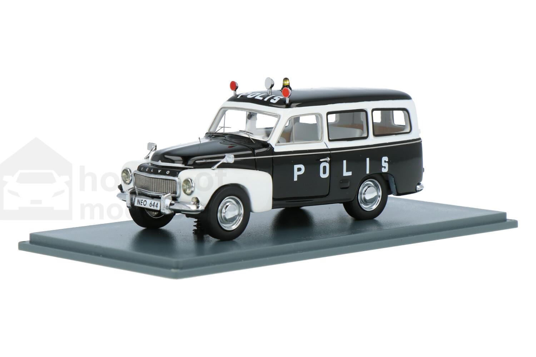 Volvo Duett - Modelauto schaal 1:43