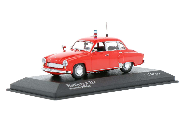 Wartburg A312  - Modelauto schaal 1:43