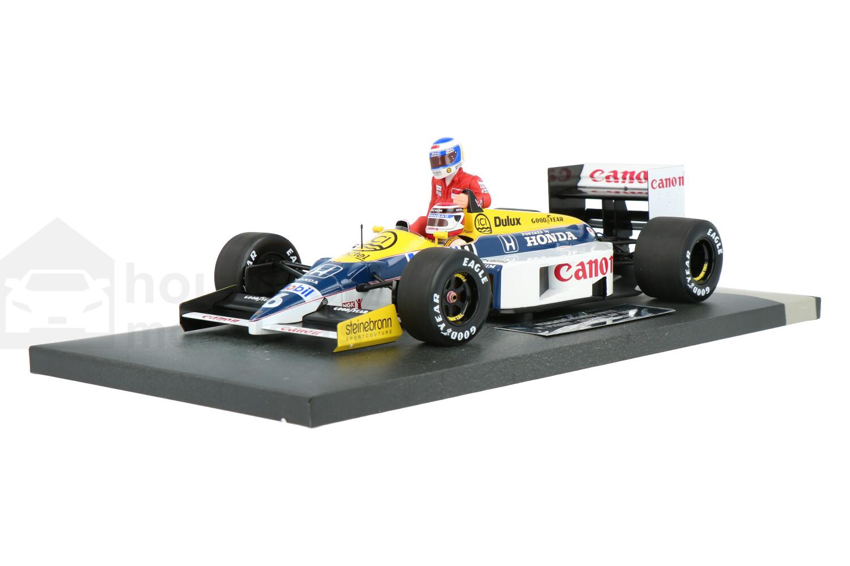 Williams F1 FW11 Honda - Modelauto schaal 1:18