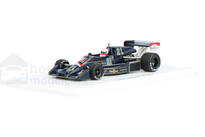 Williams F1 FW05 - Modelauto schaal 1:43