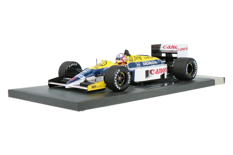 Williams F1 FW11 - Modelauto schaal 1:18