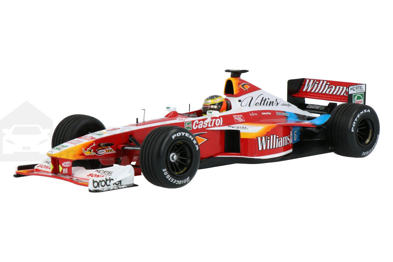 Williams F1 FW21 Supertec - Modelauto schaal 1:18