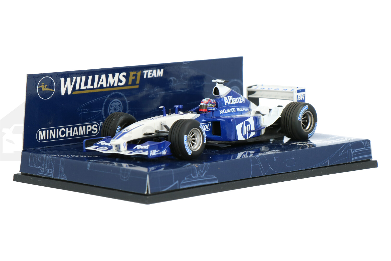 Williams F1 FW25 BMW - Modelauto schaal 1:43
