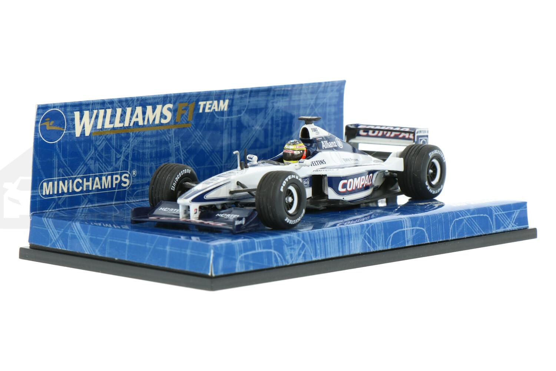 Williams F1 FW22 BMW - Modelauto schaal 1:43