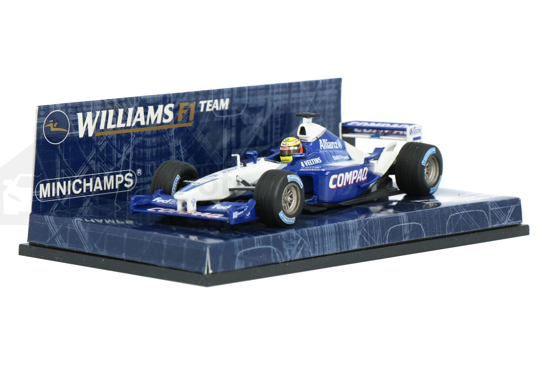 Williams F1 FW24 BMW - Modelauto schaal 1:43