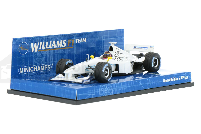 Williams F1 FW21 - Modelauto schaal 1:43