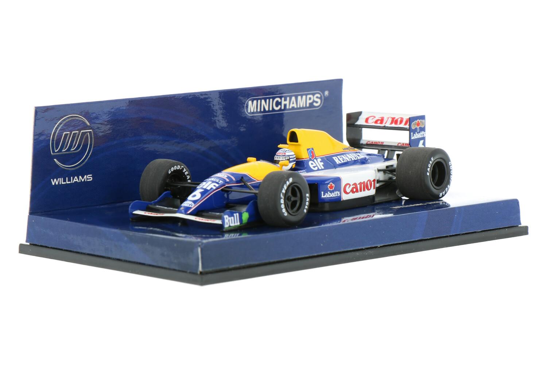 Williams F1 FW14 - Modelauto schaal 1:43